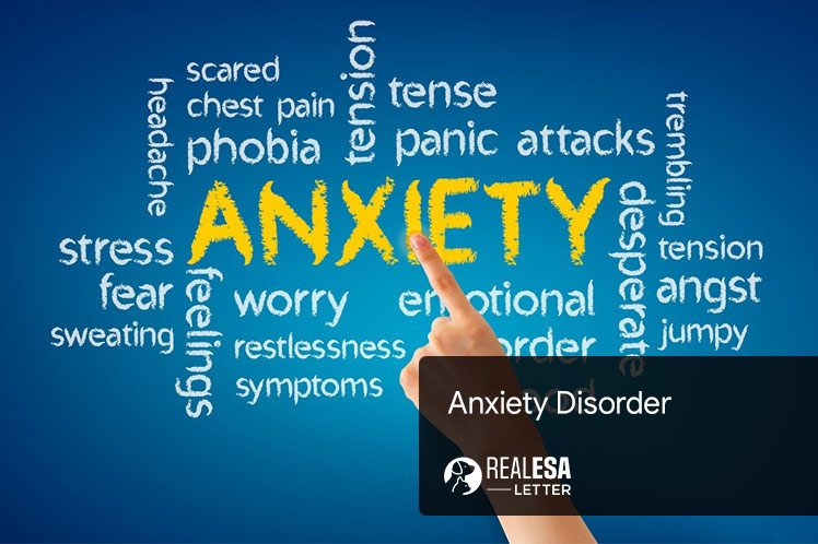 Anxiety Disorder - Symptoms, Types, Diagnosis, and Treatment