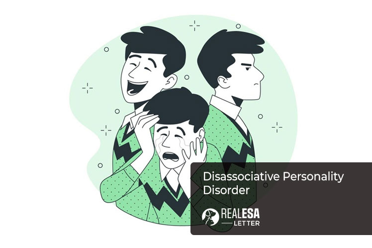 Disassociative Personality Disorder