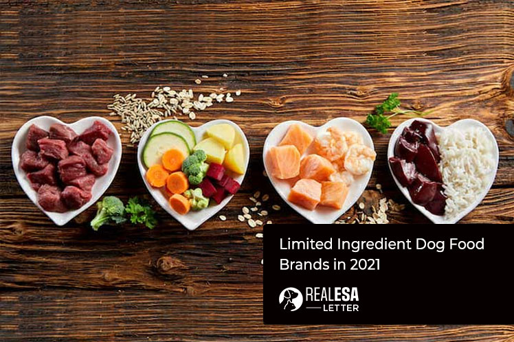 10 Limited Ingredient Dog Food Brands in 2021